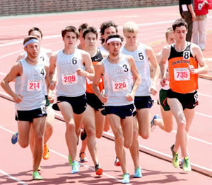 Kyle Merber (2012) had a great track season at Columbia, went to Olympic Trials at Eugene, Or.-Credit-Tony Desabato