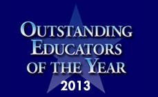 Outstanding Educators of the Year
