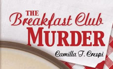 Book Review of The Breakfast Club Murder by Camilla T. Crespi