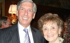 Matilda Cuomo Gives Award to Dr. Jeffrey Lieberman at Mental Health Foundation