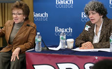 Baruch College Hosts Employment and Visual Impairment Conference