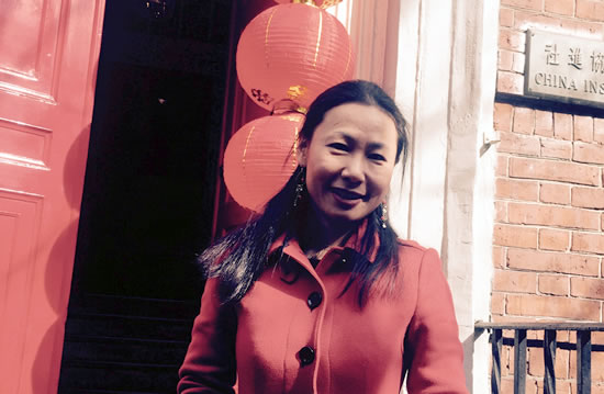 Shenzhan Liao, Director of Education, China Institute