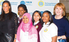 Young Women's Leadership Network Celebrates Students, Leaders at Annual (Em)Power Breakfast