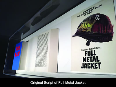 Original Script of Full Metal Jacket