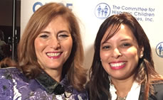 Hunter College President Jennifer Raab Honored by Committee for Hispanic Children & Families