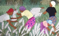 Art That Heals: Extraordinary Embroidery by the Even More Extraordinary Women Who Make It in Rwanda