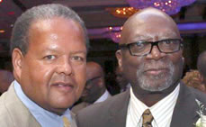 CSA President Ernest Logan Celebrated at Grand Retirement Party For 44 Years of Service