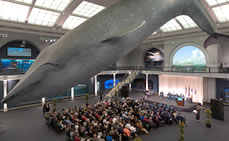 American Museum of Natural History: Richard Gilder Graduate School Confers Degrees