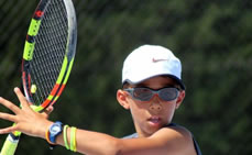 Robert McAdoo IV A Tennis Star on the Rise