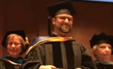 Touro College's Division of Graduate Studies Commencement 2018