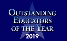 Outstanding Educators ofthe Year 2019 - A Photo Journal